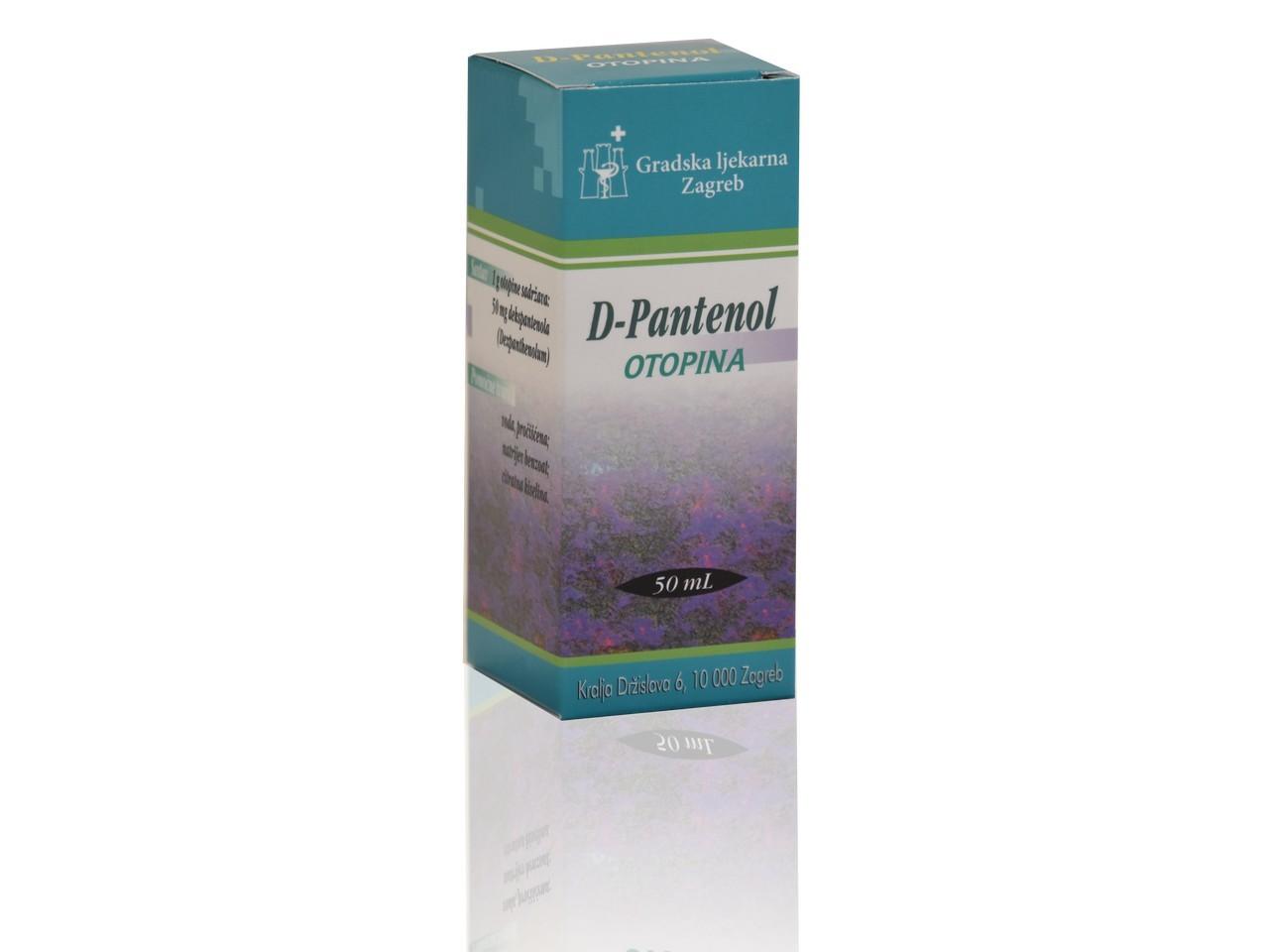d-pantenol