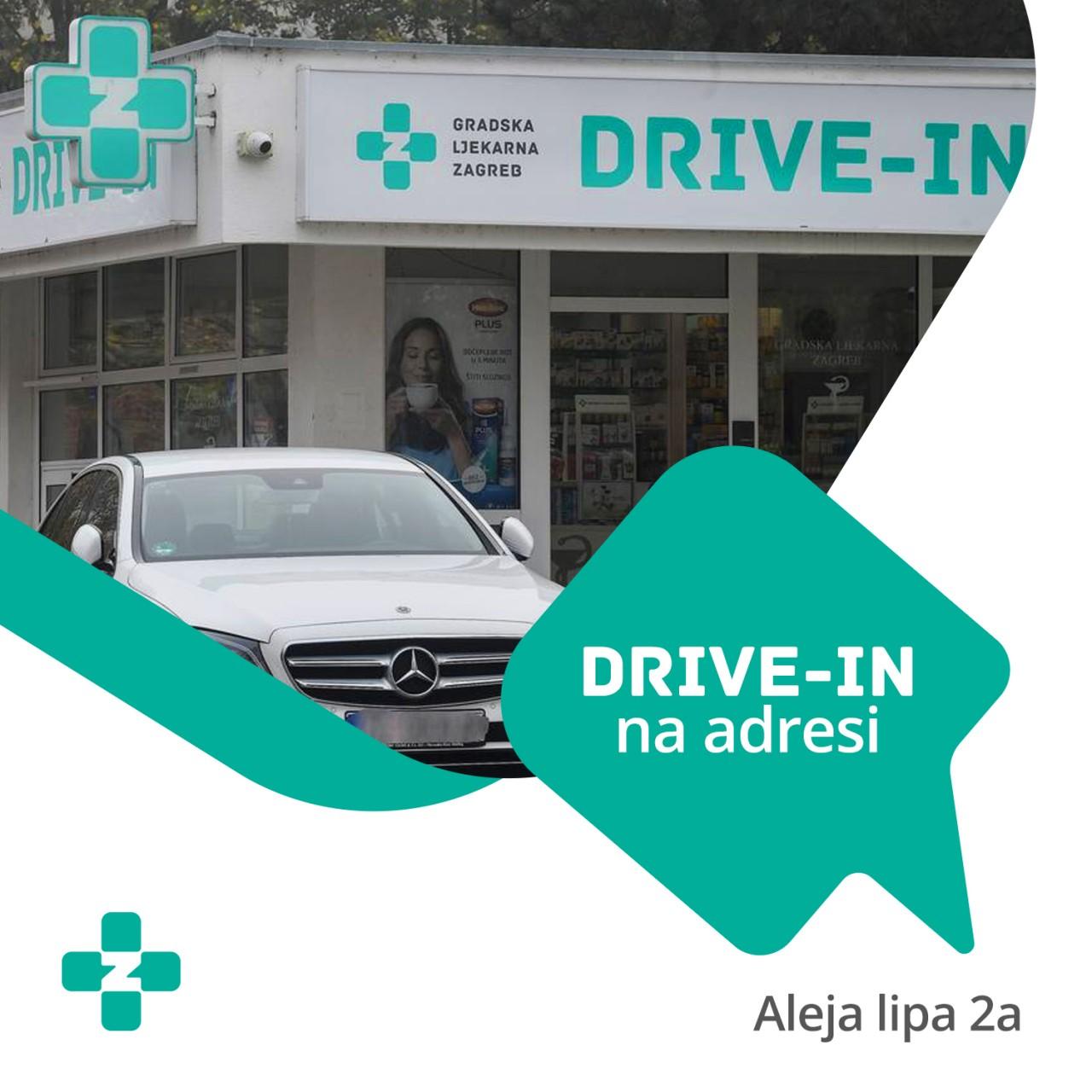 Drive-in-ljekarna